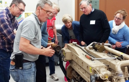 Whiticar Boat Works Partners With TrawlerFest-Stuart For Engine Seminar