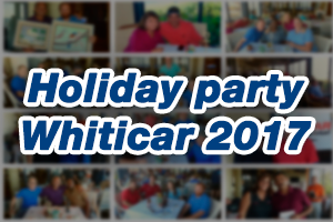 Holiday Party Whiticar 2017